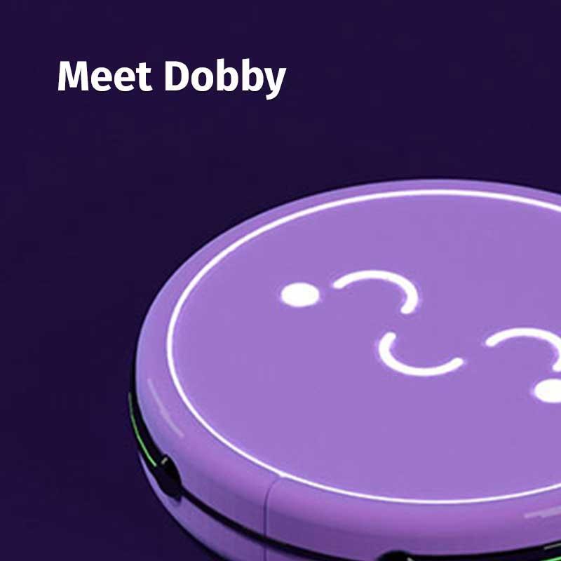 Meet Dobby -  iOS • UX Design • Visual Design • Interaction Design • Apple Watch • IoT