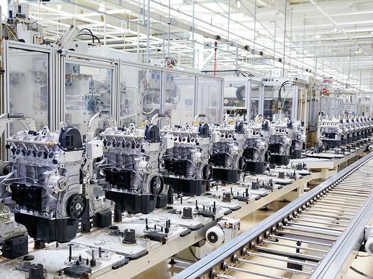 Automotive bearings - applications