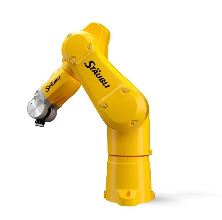 Stäubli Sechsachs-Industrieroboter -