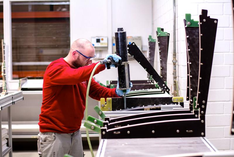 Contract Manufacturing - CNC-machining, glueing, assembling
