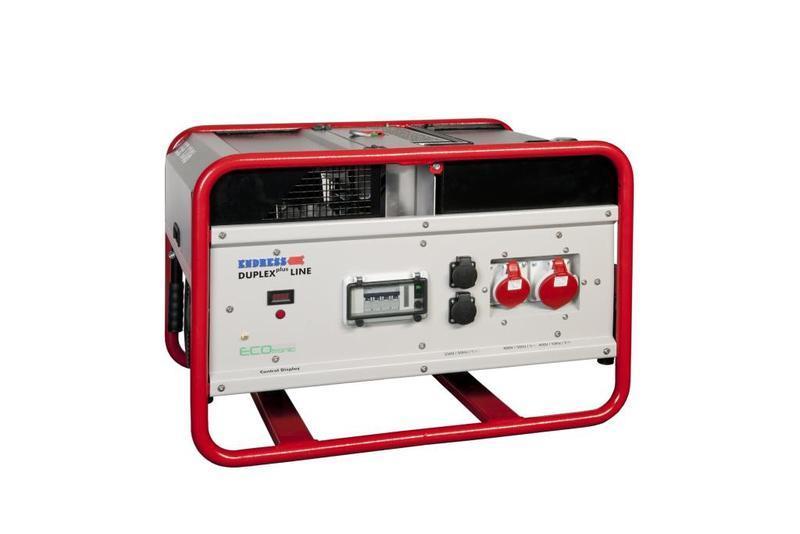 POWER GENERATOR for Professional users - ESE 1306 DSG-GT ES DUPLEX