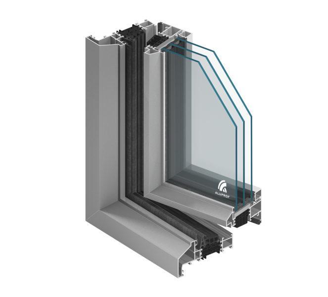 window-and-door-systems aluprof mb-ferroline - aluminium-joinery
