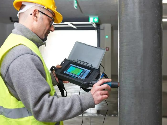 Profometer PM-650 - Le matériel de détection d'armatures dans les structures et ouvrages en béton