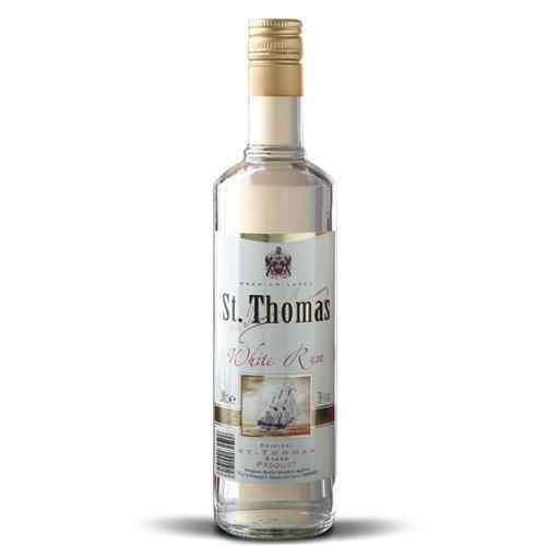 St. Thomas White Rum - null
