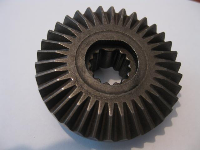 Automotive Transmission Components - Rotors, Gears, Sun Gears, Bevel Gears