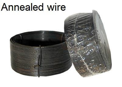 Annealed wire / Textile strips - Consumables