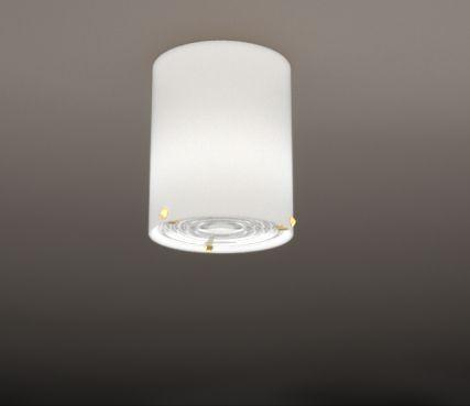 Prismatic glass ceiling light - Model 2015 A