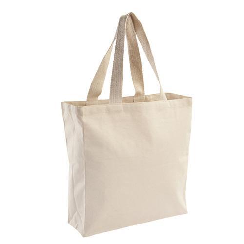 Natural 5oz Long handled cotton shopper bag - Natural 5oz Long handled cotton shopper bag Europages krisha export company