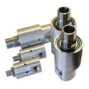Rotary pressure joints - Rotary pressure joints