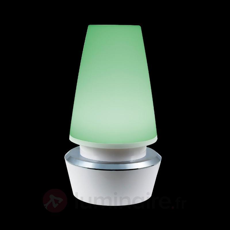 Luminaire décoratif à LED Sylvan pour port USB - Lampes à poser LED