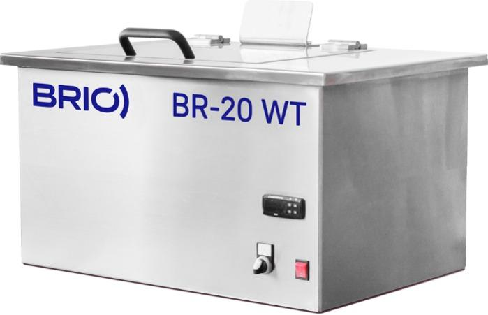 BR-20 WT - Máquina de limpieza por ultrasonidos manual de 20 L