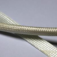 heat treated fibreglass sleeving