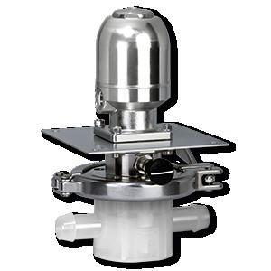 GEMÜ SUMONDO - Single-use diaphragm valve