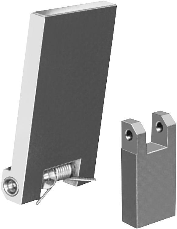 Plaque de perçage avec palier support long - Dispositifs de perçage