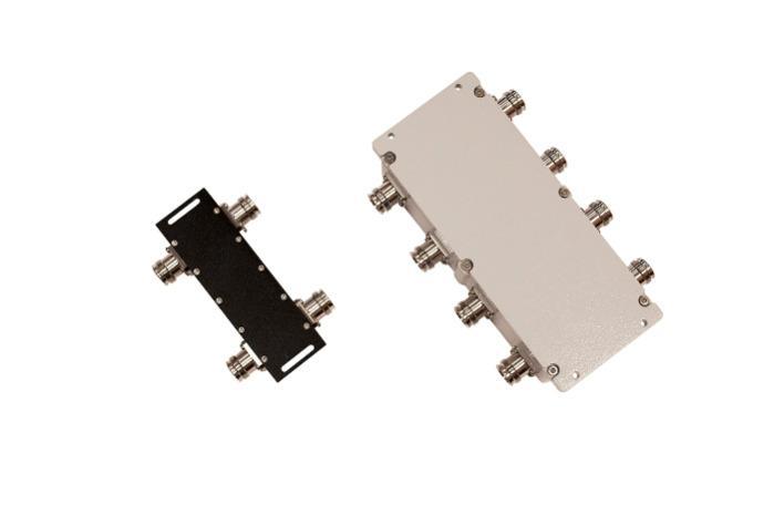 Componentes passivas - Componentes passivos para a tecnologia de antenas