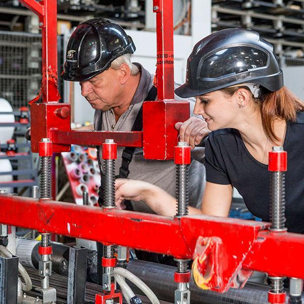 Contrôle qualité solutions aciers - quality management