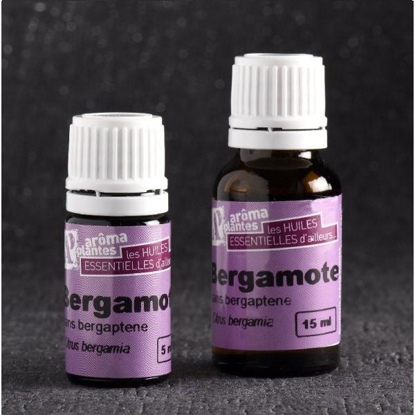 Huile essentielle de Bergamote biologique - Huiles essentielles