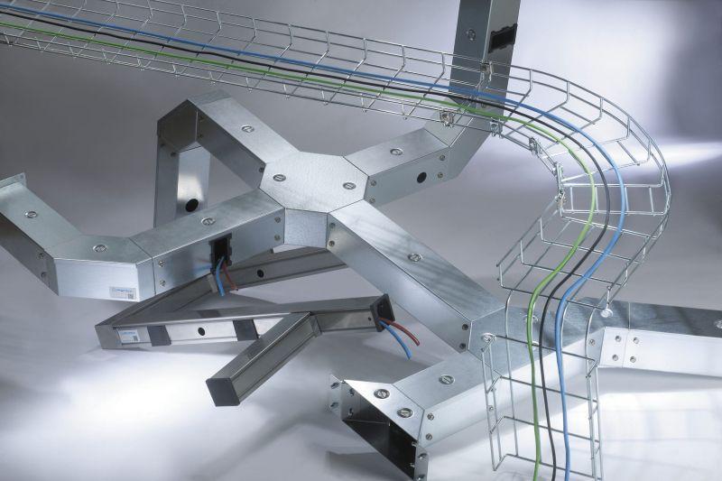 Systèmes de chemins de câbles prêts au montage - Systèmes de chemins de câbles prêts au montage