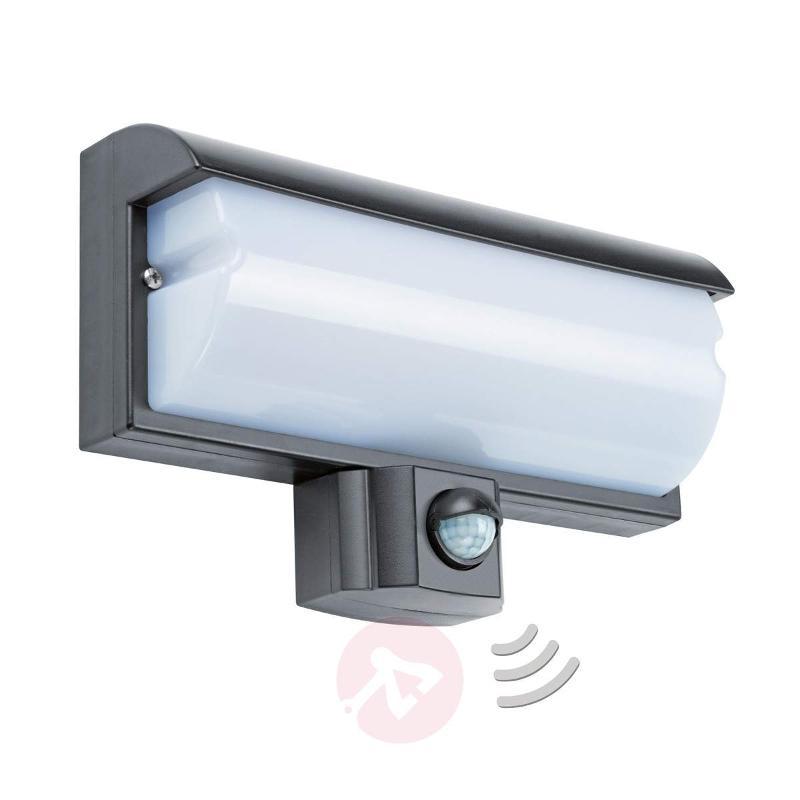 LBO 21679 LED wall spotlights with sensor, IP44 - Wall Lights with Motion Sensor