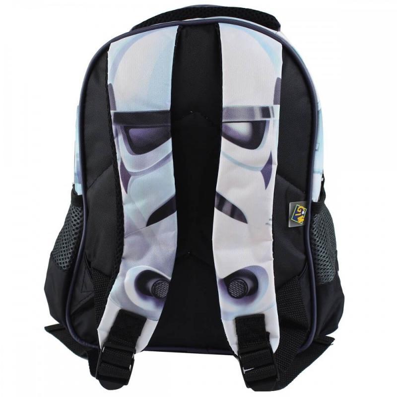 3x Sacs à dos 3D Star Wars 31x22 avec un masque - Sac et Sac à dos
