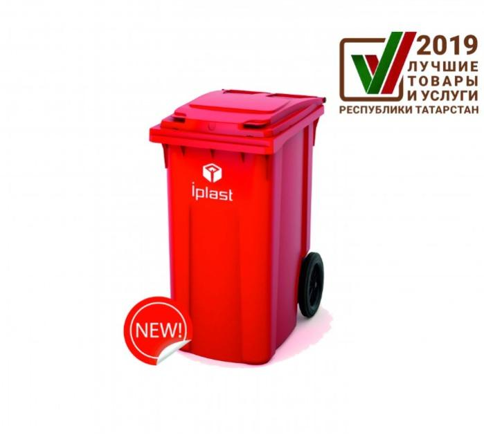360 L Waste Container -