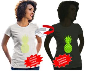 Lüx Nano Teknolojik T-Shirt