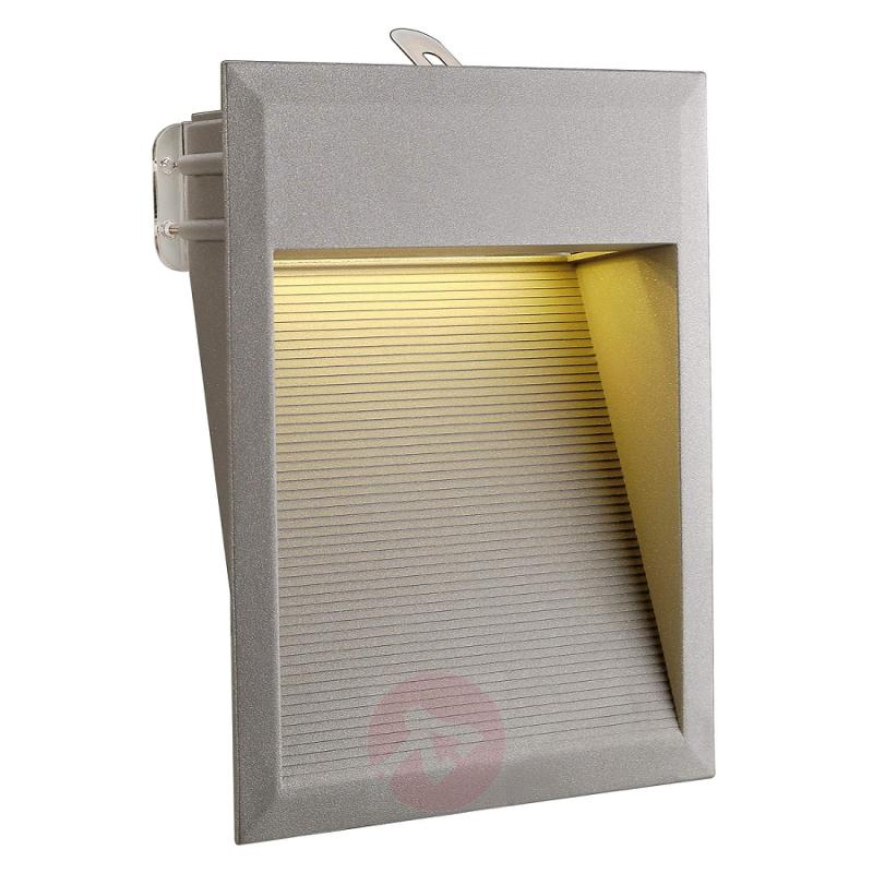 Downunder LED 27 Grey Recessed Outdoor Lamp, WW - outdoor-led-lights
