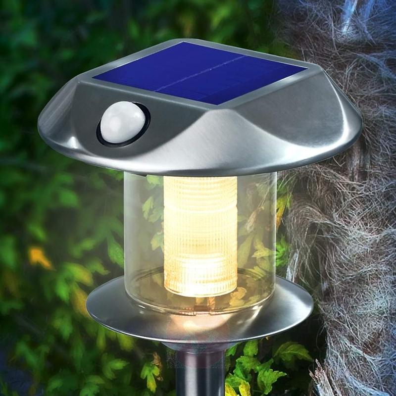 Solar light Sunny PIR, variable luminous colour - Solar Motion Sensor Lights