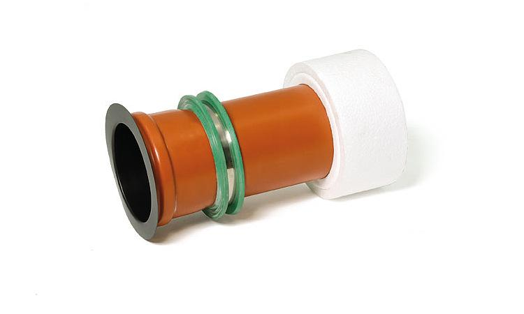 Pipe bushing systems - Pressure water-tight service ducts
