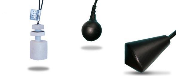 Detectors - Détecteurs de niveaux Assemtech