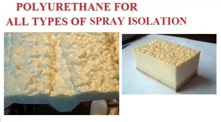 POLYOL FOR SPRAY PU ISOLATION - BRIMAN SFPOLY