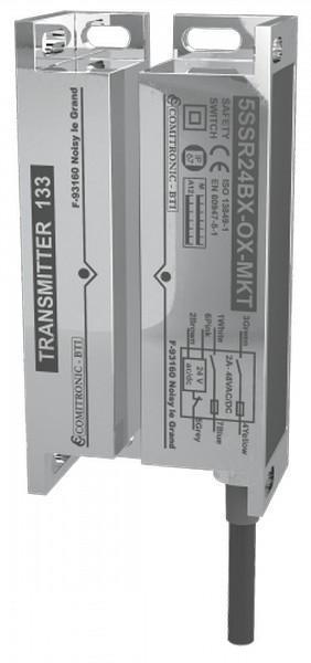 Contrôle la position des portes/carters de machines dangereuses - Série SSR