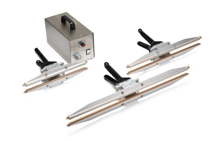 HAWO HPL ISZ 300, 450, 630mm  - Impuls Heat Sealer |  Verpakkingsmachines Voor Zakken