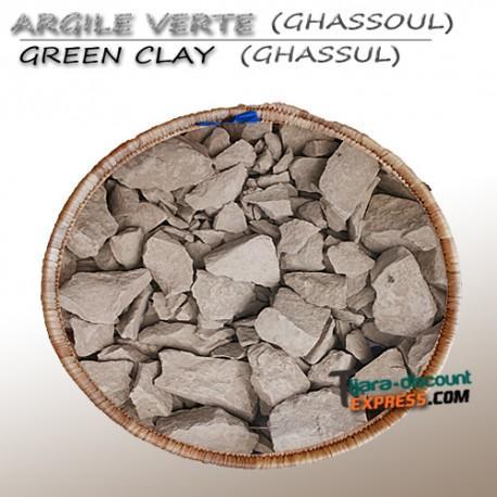 Argile Verte (ghassoul) - Produits en vrac
