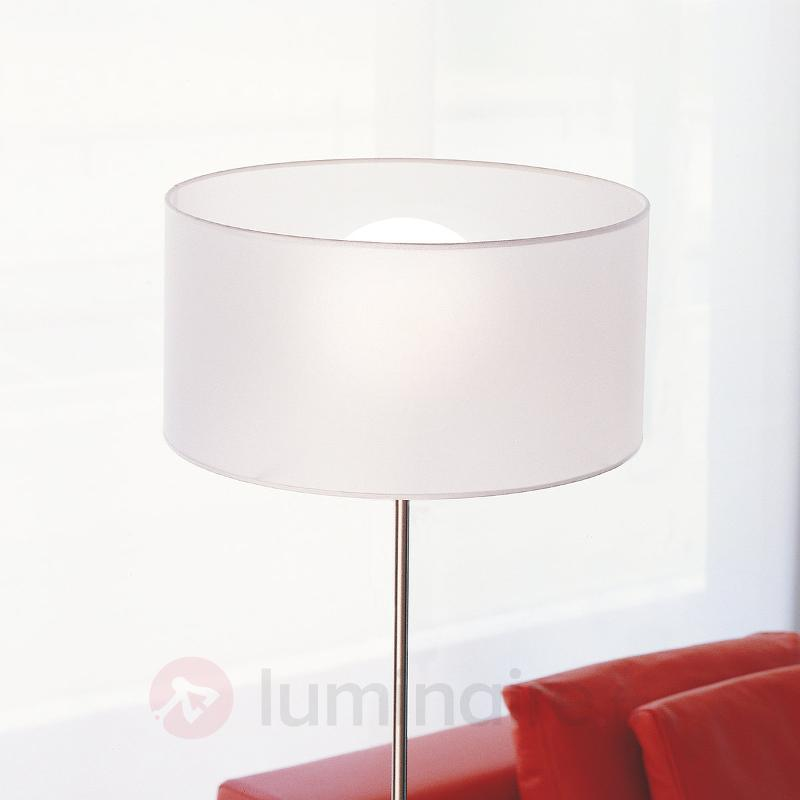 Lampadaire droit Fog - Lampadaires en tissu