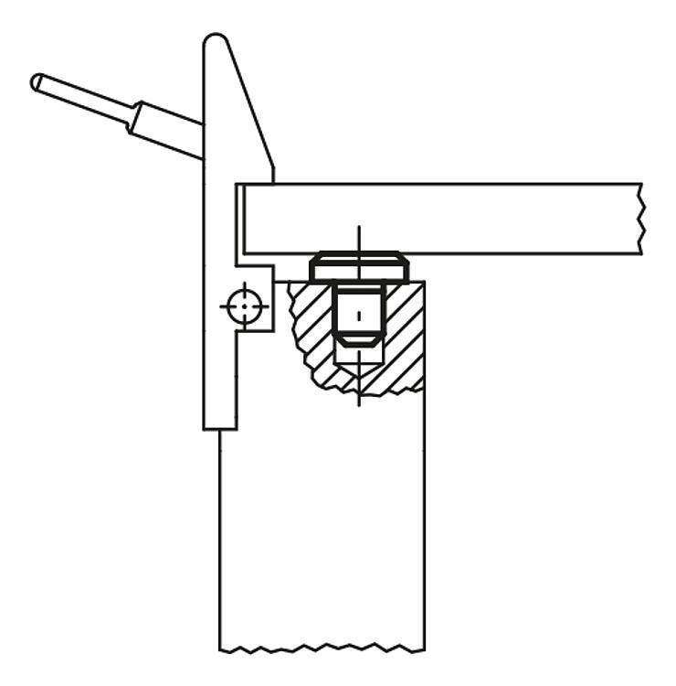 Pied lisse - Dispositifs de perçage