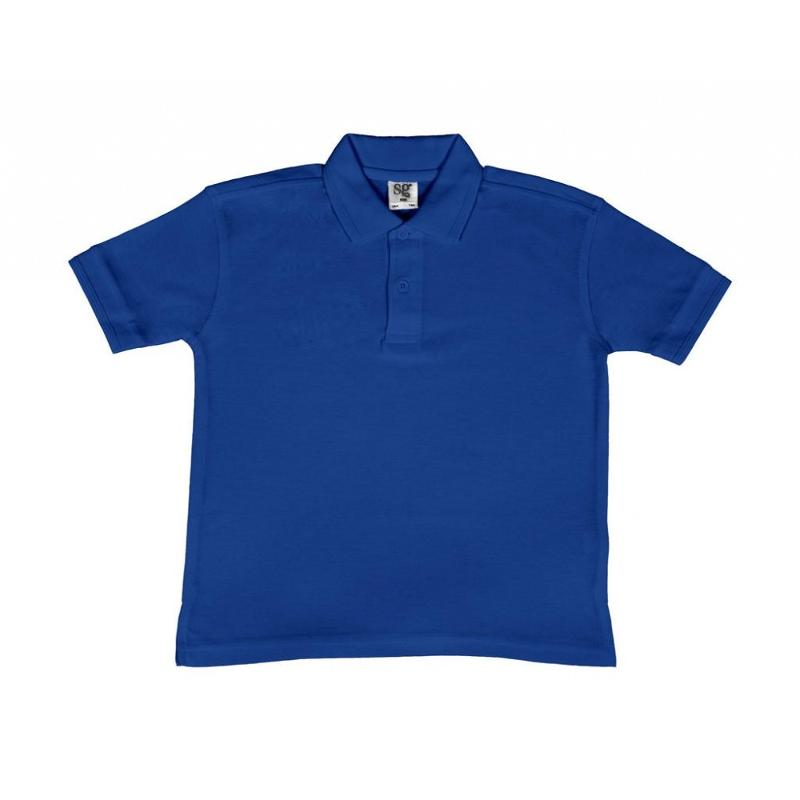 Polo enfant Poly - Manches courtes