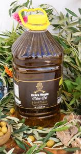 Extra Virgin Olive Oil in 5L PET Bottle - Olive Oil in 5L