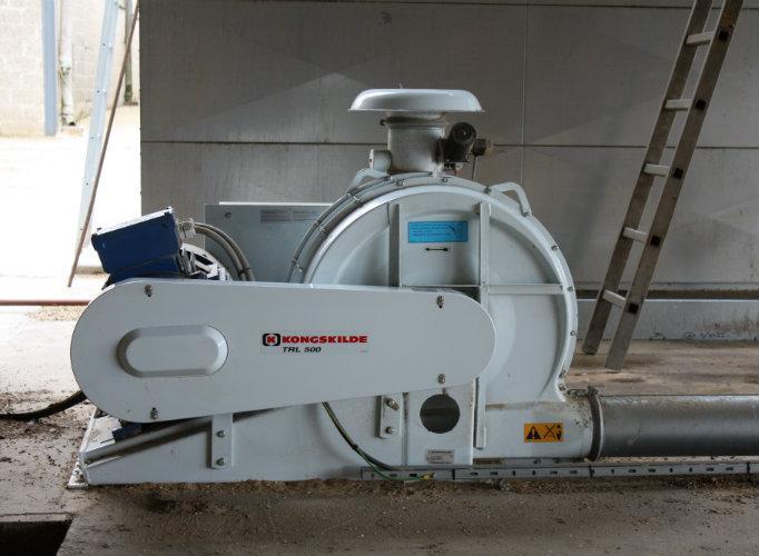 Ventilateurs haute pression - TRL 50 Hz - Transport Pneumatique de Céréales