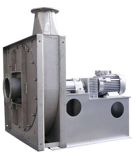 industrial-fans - Gas-tight