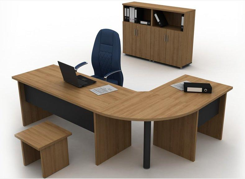 Cheap and Best Quality Office Furniture desk - wooden and modern design office furniture