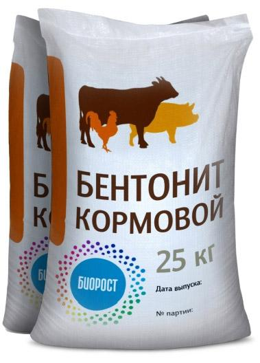 BENTONITE FEED PRODUCT - Bentonite for agriculture
