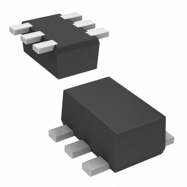 MOSFET N/P-CH 30V 0.1A SSMINI6 - Panasonic Electronic Components FG6943010R