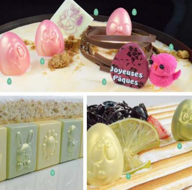décors pour Pâque