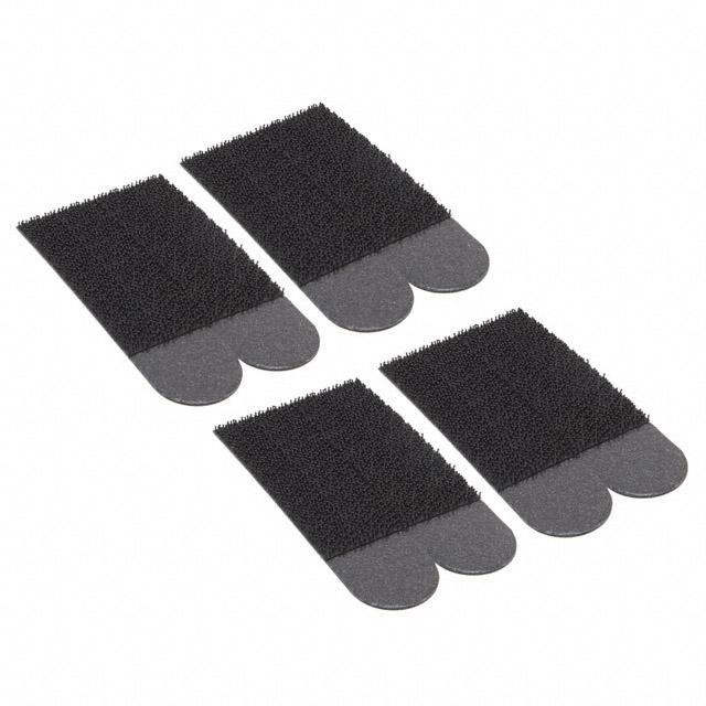 MED PICTURE HANGING STRIPS BLACK - 3M 17201BLK-ES