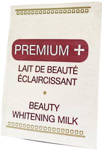 Sachets filled with creams, gels, liquids and powders - COSMETICS