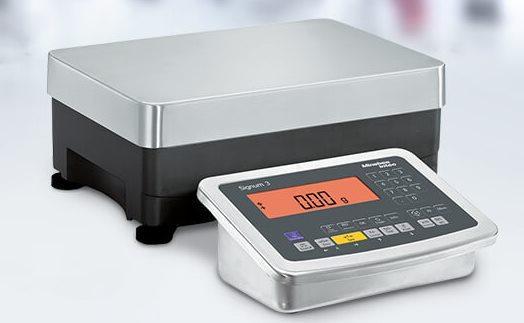 Balances industrielles Signum® - Balances de précision, robustes et résistantes