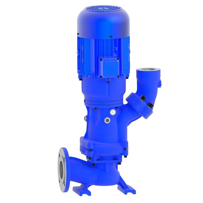 Vertical end suction pump - SBA-V   SBG-V - Vertical end suction pump - SBA-V   SBG-V