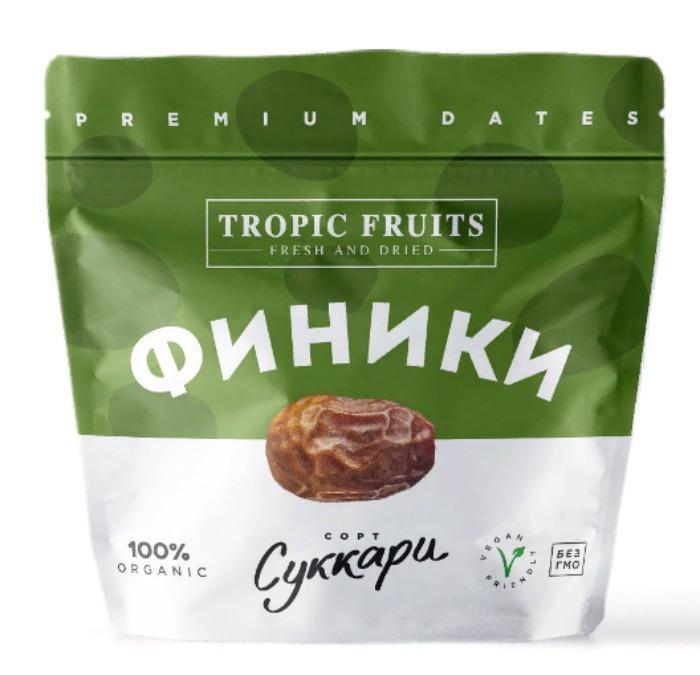 Sukkari dates - TROPIC FRUITS
