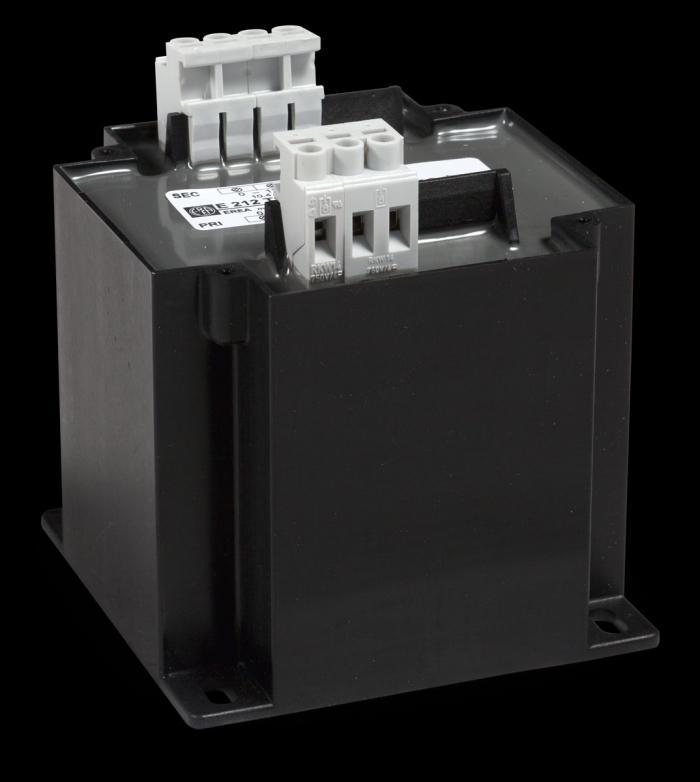 Einphasen Transformatoren - E212TS250